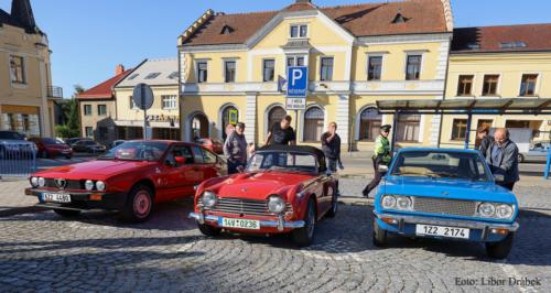 Fryštácká Retro Rally 2019